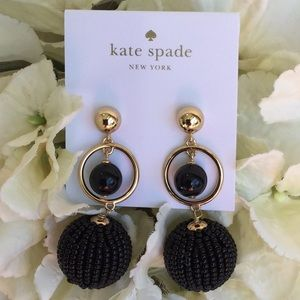 Kate Spade Beadsbaubles Drop Earrings NWT
